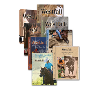 Set of Stacy Westfall DVD's