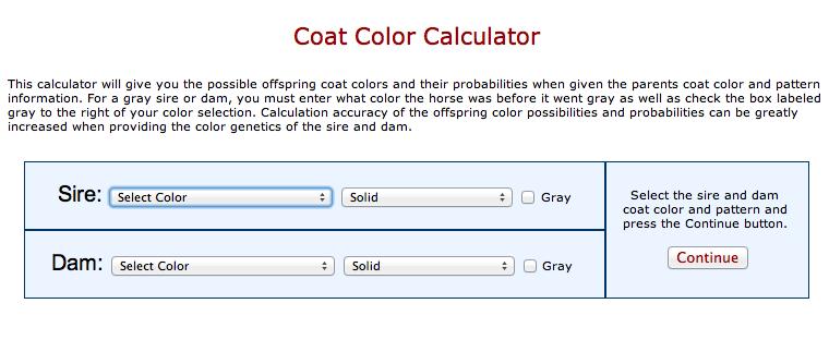 Color Calculator