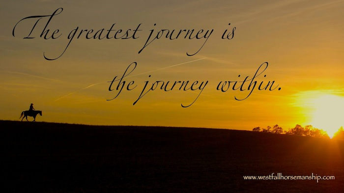 The Journey Quote small