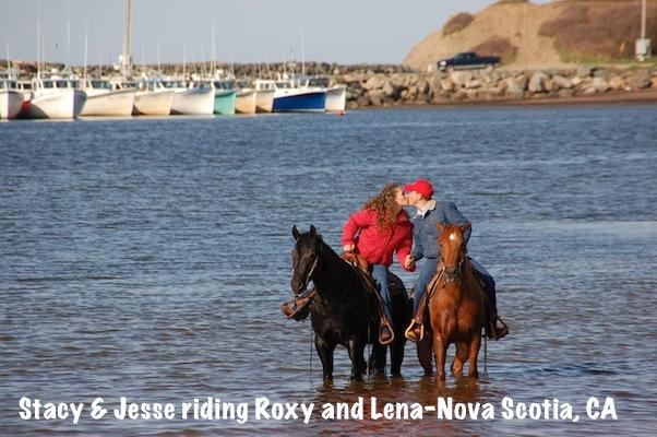 Nova Scotia Stacy & Jesse Westfall