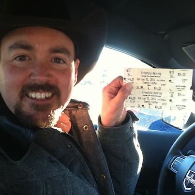 Jesse tickets