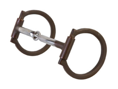 smooth snaffle