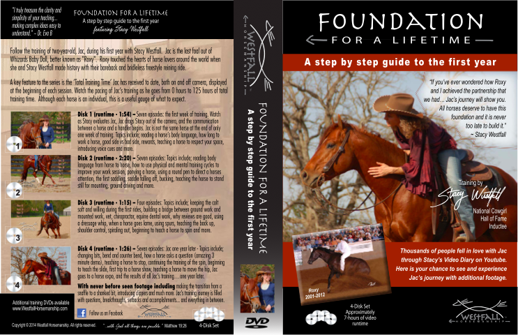 Stacy Westfall, Jac, full 7 hour DVD is available now call 1-800-648-1121, to order.