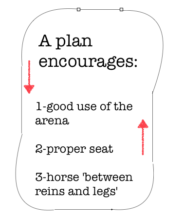 a plan encourages