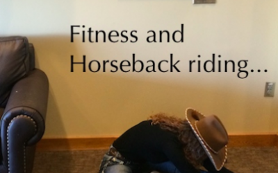 Exercising to improve your riding
