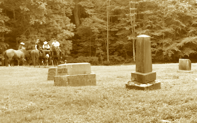 When I die, I want my horses to….