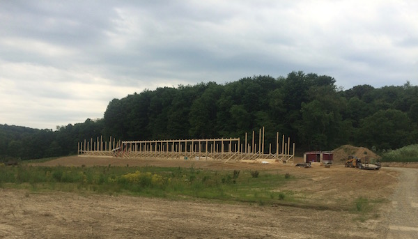building posts