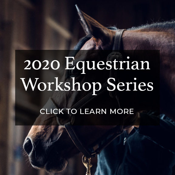 2020 Equestrian Workshop Series