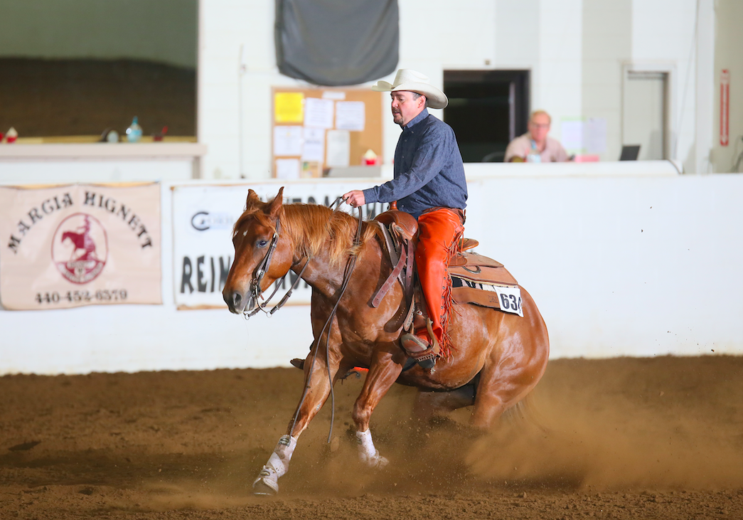 Jesse takes pride in breeding and training reining horses that have both success and longevity in and out of the show pen. He has breed, trained and coached horses and riders that have won at local, regional and national levels while still insisting that the horses should be treated fairly and shown to the level they are capable of.